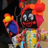 Cuban souvenirs doll Stock Photo