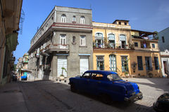 Cuban street Royalty Free Stock Image