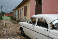 Cuban Street Life Stock Photo