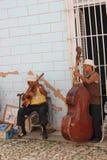 Cuban street musician Stock Image