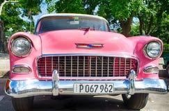 Cuban Taxi Stock Images