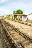 Cuban trains and railroads Stock Photography