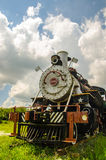 Cuban trains and railroads Royalty Free Stock Photography