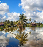 Cuban village Stock Photography