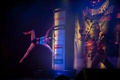 Cubana dansshow Royaltyfria Bilder