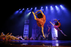 Cubana-Tanz-Show Stockfotografie