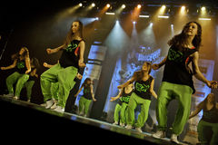 Cubana-Tanz-Show Stockfoto