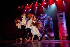 Cubana-Tanz-Show Lizenzfreies Stockbild