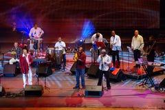 Cubanismo, Festival geliehen Lizenzfreies Stockbild