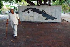 Cubano Memrial, Miami Imágenes de archivo libres de regalías