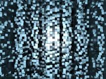 cube пол Стоковая Фотография RF