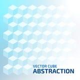Cube предпосылка Стоковые Изображения RF