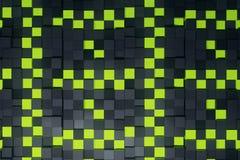 Cube предпосылка Стоковое Изображение