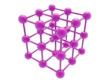 cube ровная Стоковые Фото