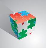Cube Photos libres de droits