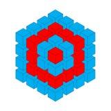 Cube Royalty Free Stock Photo