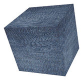 Cube, photographie stock