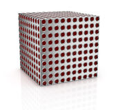 Cube Royalty Free Stock Photo