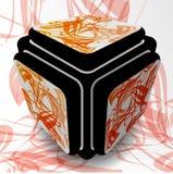Cube   illustration libre de droits