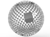cube 3d Image libre de droits