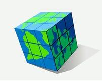 Cube Stock Photo