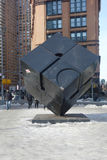 The Cube at Astor Place Stock Image