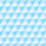 Cube Backdrop Royalty Free Stock Image