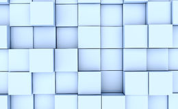 Cube background Royalty Free Stock Photography