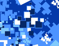 Cube background Royalty Free Stock Images