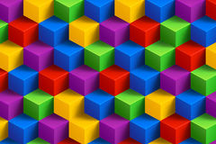 Cube background  101 Royalty Free Stock Photos