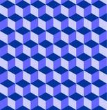 Cube background Stock Image