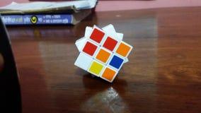 Cube royalty free stock photos