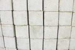 Cube Concrete Stock Image