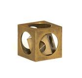 Cube dans un cube photo libre de droits