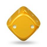 Cube en jeu Images libres de droits