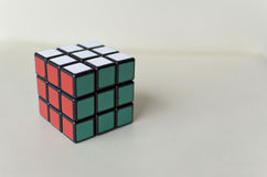 Cube en Rubik Photo stock