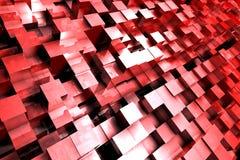 Cube Floor stock illustration