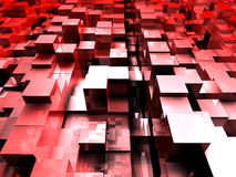 Cube Floor Stock Images