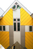 Cube house Royalty Free Stock Photography