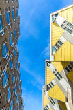 Cube houses Rotterdam, the Netherlands Royalty Free Stock Photography