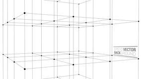 Cube icon vector Stock Photo
