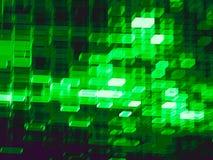 Cube le fond - image digitalement produite de résumé Photos libres de droits