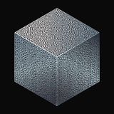 Cube Maze Royalty Free Stock Images