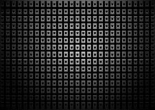 Cube metal pattern Stock Photos