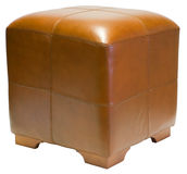 Cube Ottoman Stock Photography