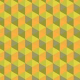 Cube pattern. Abstract cube pattern Stock Image