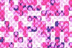 Cube Puzzle Pattern stock illustration