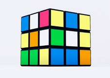 cube rubik Иллюстрация штока