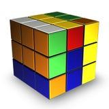 cube rubik Стоковые Изображения