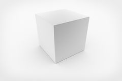 Cube Royalty Free Stock Photos